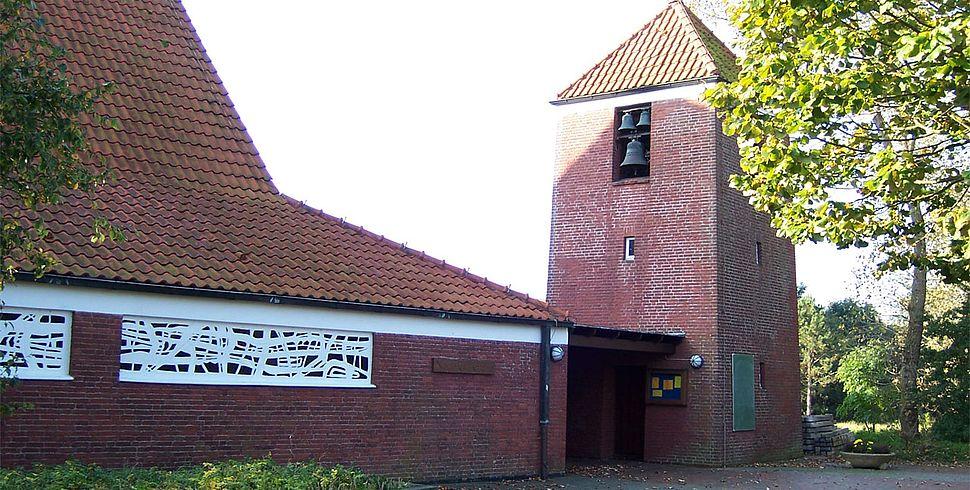 alte inselkirche spiekeroog